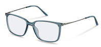 Rodenstock-Correction frame-R5308-light blue, light gun