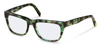 rocco by Rodenstock-Correction frame-RR414-green structured