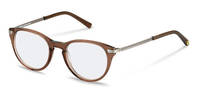 rocco by Rodenstock-Correction frame-RR429-brown transparent
