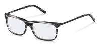 rocco by Rodenstock-Correction frame-RR435-black structured, black