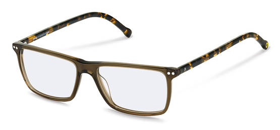 rocco by Rodenstock-Correction frame-RR437-black, havana