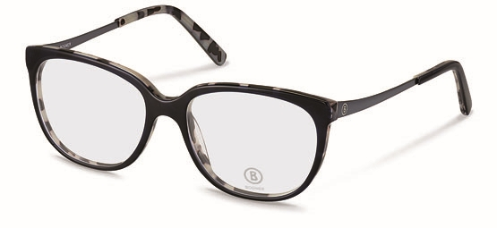 BOGNER-Correction frame-BG511-dark blue havanna, light blue