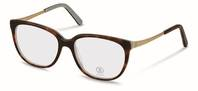 BOGNER-Correction frame-BG511-havana grey, layered gold