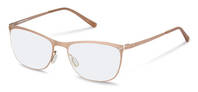 Rodenstock-Correction frame-R2591-rose gold