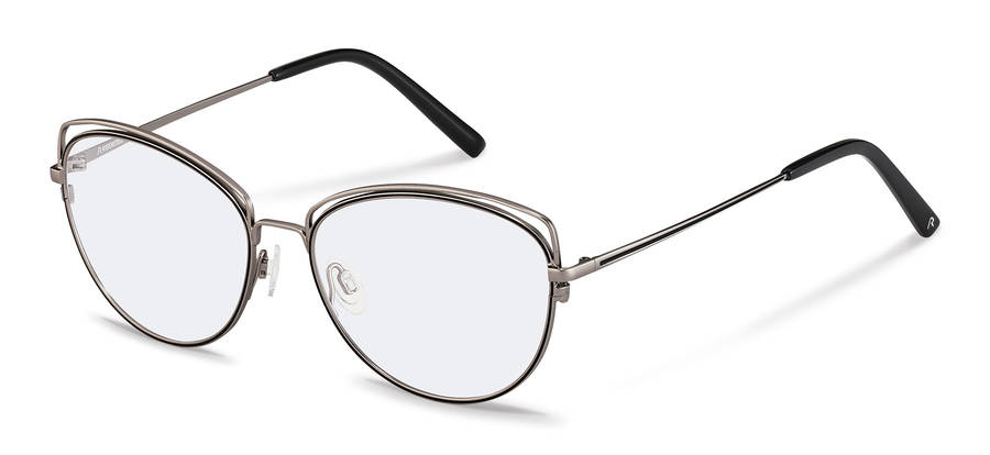 Rodenstock-Correction frame-R2629-lightgun/black