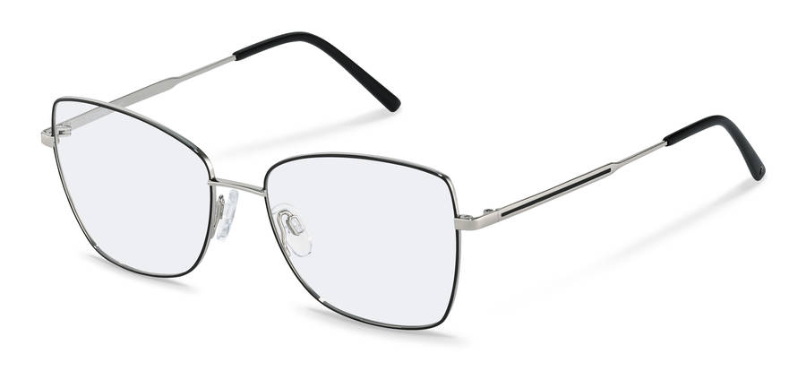 Rodenstock-Correction frame-R2638-black/silver