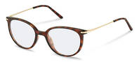 Rodenstock-Correction frame-R5312-havana, light gold