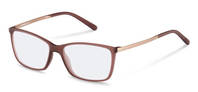 Rodenstock-Correction frame-R5314-rose, rose gold