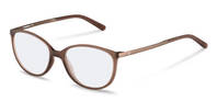 Rodenstock-Correction frame-R5316-dark brown, brown