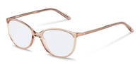 Rodenstock-Correction frame-R5316-apricot, rose gold