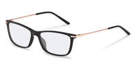 Rodenstock-Correction frame-R5318-black, rose gold