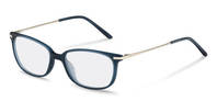 Rodenstock-Correction frame-R5319-dark blue, silver