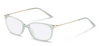 Rodenstock-Correction frame-R5319-light green, gold