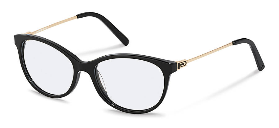 Rodenstock-Correction frame-R5323-black/gold