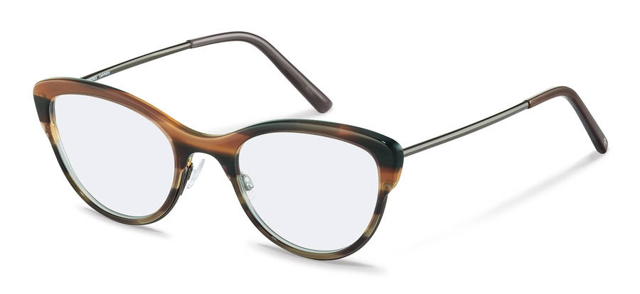 Rodenstock-Correction frame-R5329-havanagreygradient/darkgun