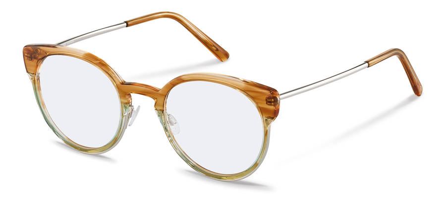 Rodenstock-Correction frame-R5330-havanagreengradient/silver