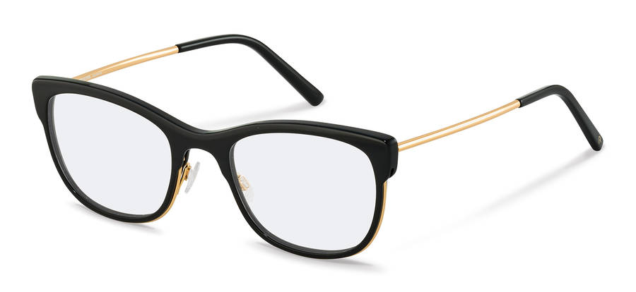 Rodenstock-Correction frame-R5331-black/gold