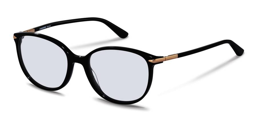 Rodenstock-Correction frame-R5336-black/gold