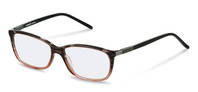 Rodenstock-Correction frame-R7009-grey coral gradient