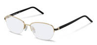 Rodenstock-Correction frame-R7041-gold/black