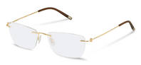 Rodenstock-Correction frame-R7055-gold/lightbrown