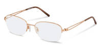 Rodenstock-Correction frame-R7057-rose gold, brown
