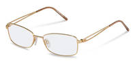 Rodenstock-Correction frame-R7062-light gold, brown