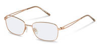 Rodenstock-Correction frame-R7063-rose gold, red