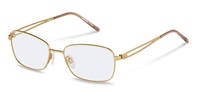 Rodenstock-Correction frame-R7063-gold, brown
