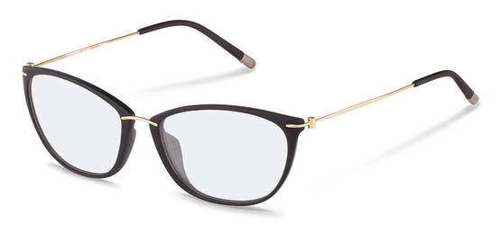 Rodenstock-Correction frame-R7066-black, gold