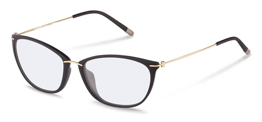 Rodenstock-Correction frame-R7066-black/gold