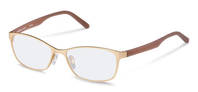 Rodenstock-Correction frame-R7068-lightgold