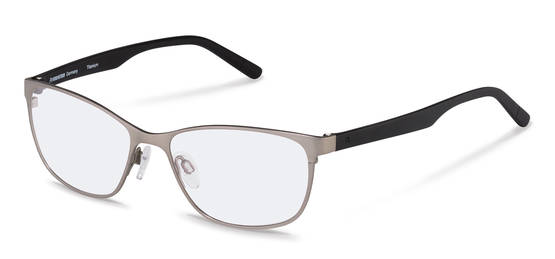 Rodenstock-Correction frame-R7069-gunmetal, black