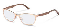 Rodenstock-Correction frame-R7069-rosegold/rose