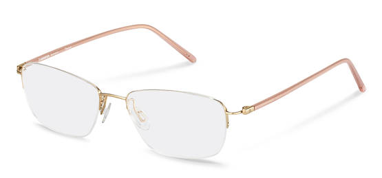 Rodenstock-Correction frame-R7073-rosegold/rose