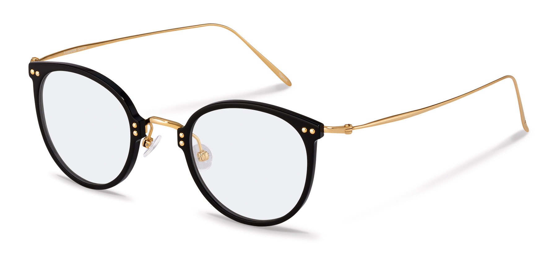 Rodenstock-Correction frame-R7079-black/gold