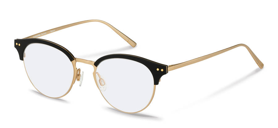Rodenstock-Correction frame-R7080-gold/black
