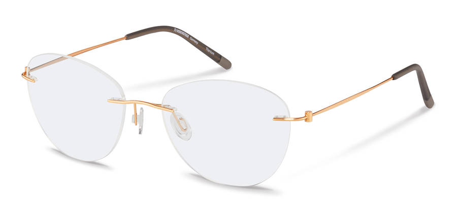 Rodenstock-Correction frame-R7093-rosegold/grey