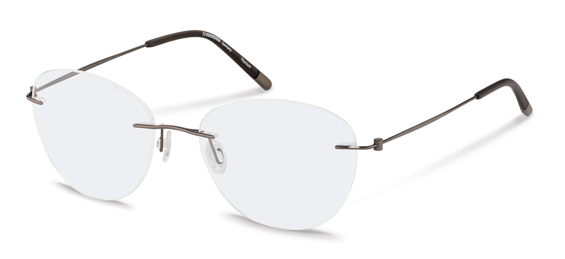 Rodenstock-Correction frame-R7093-gunmetal/grey