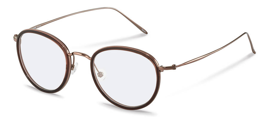 Rodenstock-Correction frame-R7096-bordeaux/rose
