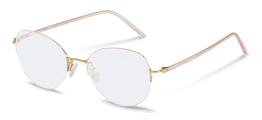 Rodenstock-Correction frame-R7098-gold/rose