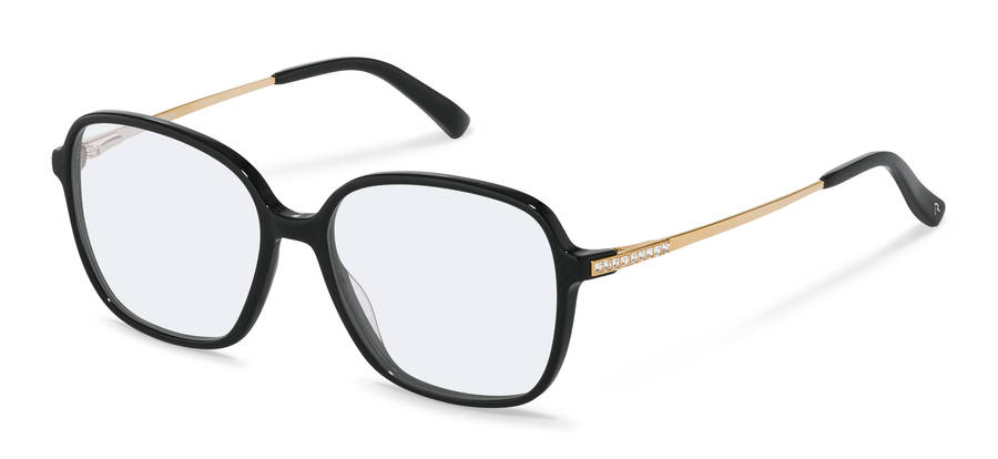 Rodenstock-Correction frame-R8028-black/gold