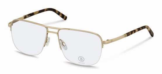 BOGNER-Correction frame-BG502-light gold, havana