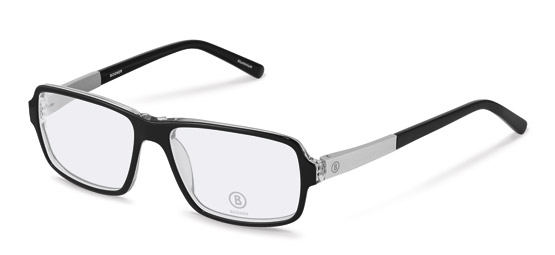 BOGNER-Correction frame-BG516-black crystal layered
