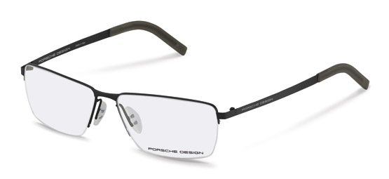 Porsche Design-Correction frame-P8283-black