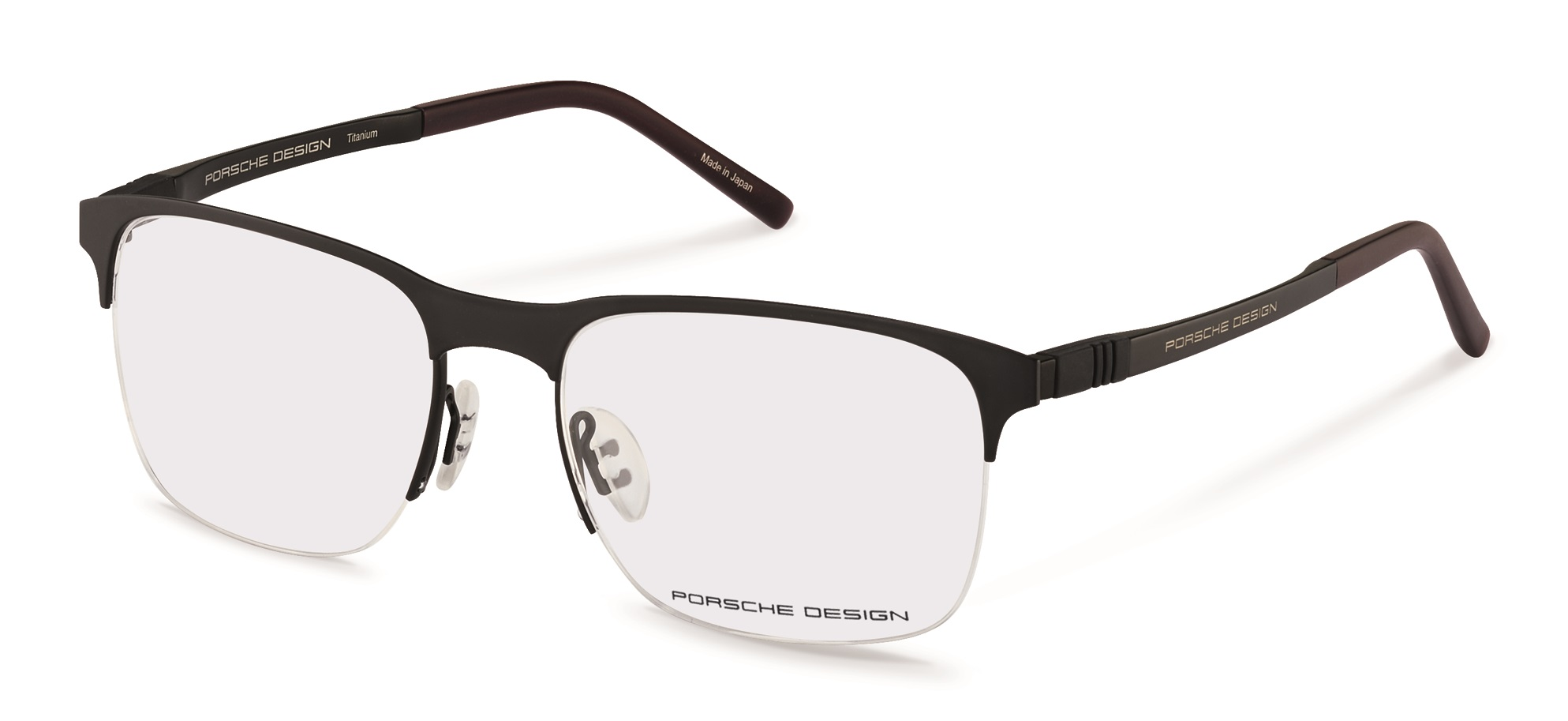 Porsche Design-Correction frame-P8322-black