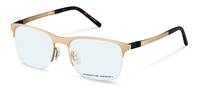 Porsche Design-Correction frame-P8322-gold