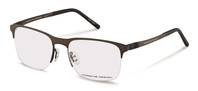 Porsche Design-Correction frame-P8322-brown
