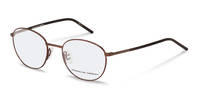 Porsche Design-Correction frame-P8330-brown
