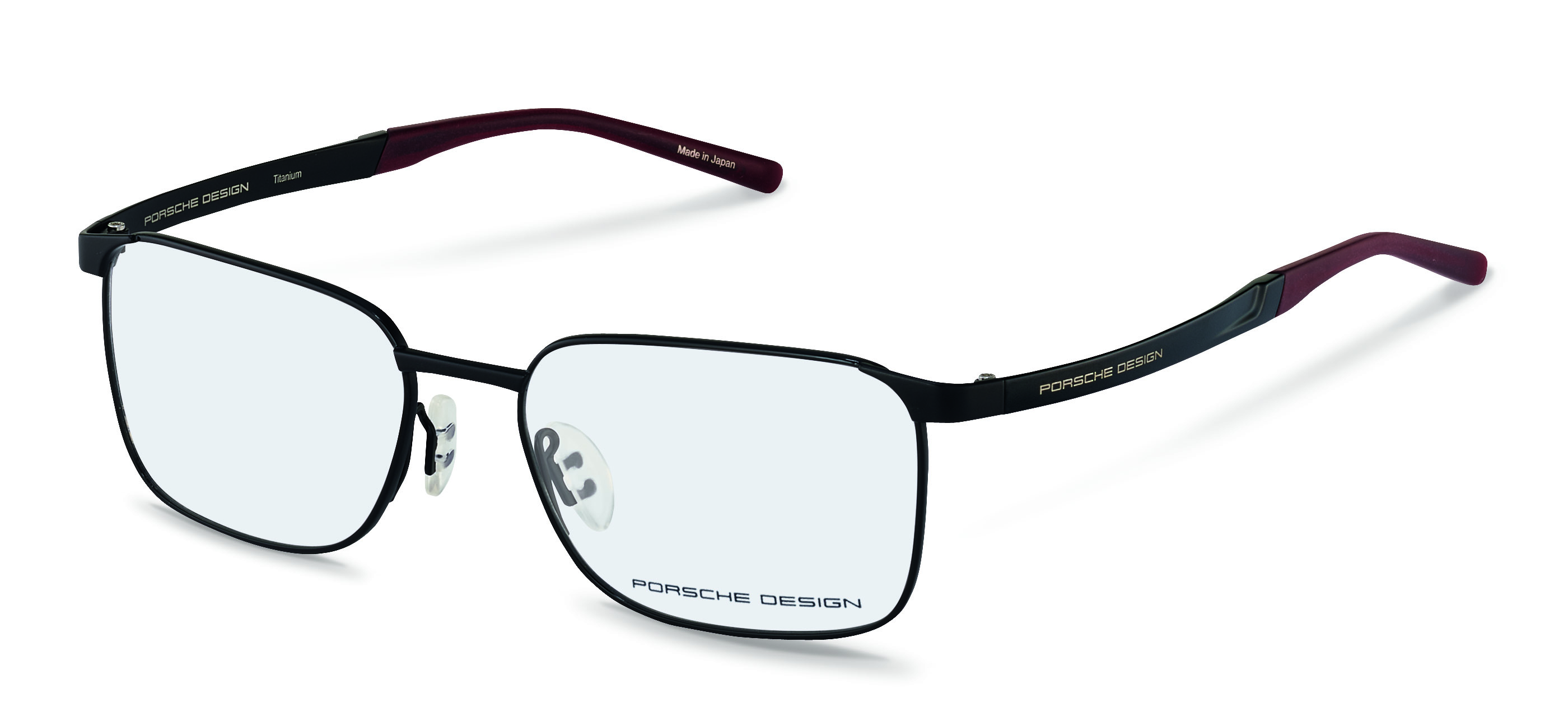 Porsche Design-Correction frame-P8333-black